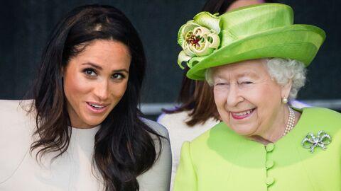 Meghan Markle: la reine Elizabeth II est «impressionnée» par la femme du prince Harry
