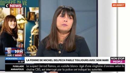 VIDEO Michel Delpech: sa veuve, Geneviève, ne reçoit plus de signes du chanteur de l'au-delà