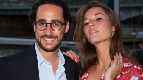PHOTOS Thomas Hollande et Emilie Broussouloux fiancés, découvrez sa magnifique bague