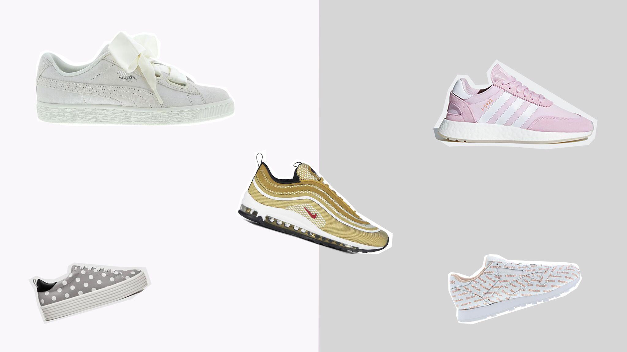 Soldes d'été : 10 modèles de sneakers soldés à s'offrir Voici