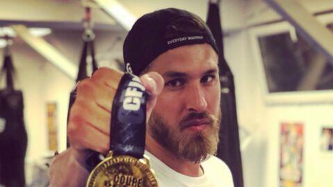 Freddy (Koh-Lanta): champion de France d'un sport de combat, Denis Brogniart le félicite