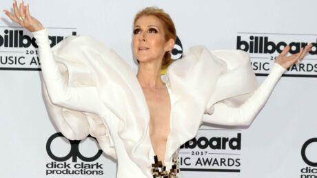 PHOTO Quand Céline Dion rejoue une scène culte du film Titanic