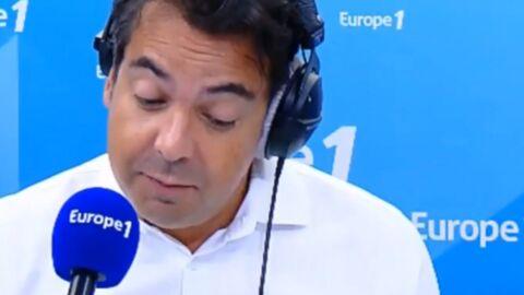 VIDEO Les émouvants adieux de Patrick Cohen à la matinale d'Europe 1