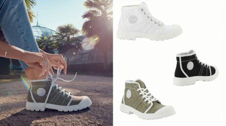 La célèbre marque de chaussures Pataugas fait son come-back!