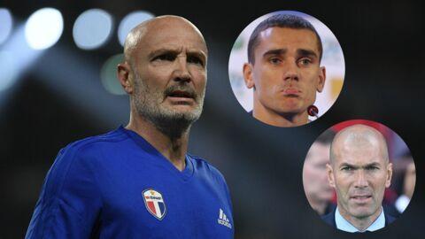 Mondial 2018 Frank Lebœuf: hors de lui, le footballeur détruit Antoine Griezmann et Zinédine Zidane