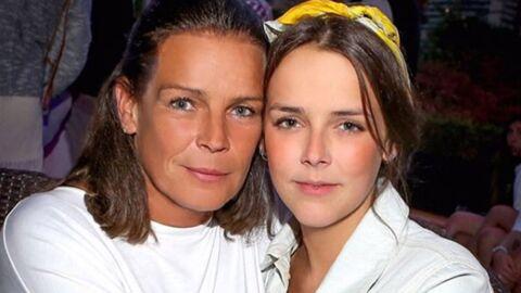 PHOTO Stéphanie De Monaco et sa fille Pauline Ducruet s'éclatent au concert d'Ed Sheeran