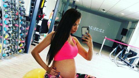 PHOTO Julie Ricci (Secret Story 4): enceinte, elle s'inquiète pour sa trop grosse poitrine