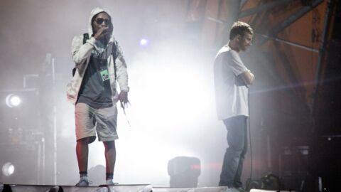 Gorillaz: le rappeur du groupe hospitalisé après avoir chuté de la scène en plein concert