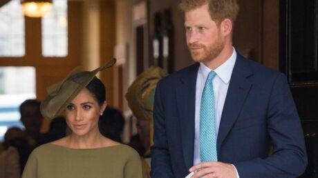PHOTOS Baptême du prince Louis: Meghan Markle à tomber au bras du prince Harry