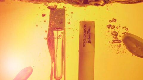 Nos beauty crushs: l'Eau de Toilette Aqua Kenzo pour femme et le stick Bonne Mine Italian Zest Dolce & Gabbana