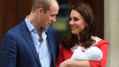 Baptême du prince Louis: qui sont les parrains et les marraines du royal baby?
