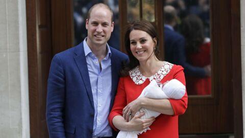 Baptême du prince Louis: la règle que Kate et William n'ont pas respectée