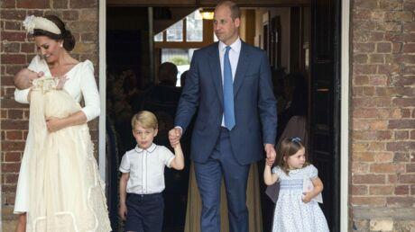 Baptême du prince Louis: le bel hommage rendu à Diana par le prince William et Kate Middleton