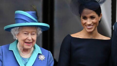 PHOTOS 100 ans de la RAF: Meghan Markle à couper le souffle, la reine Elizabeth II très en forme