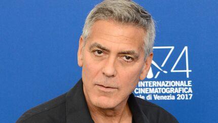 George Clooney hospitalisé après un accident de scooter