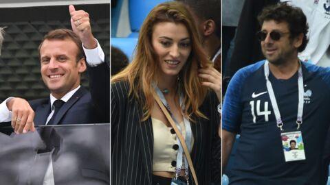 PHOTOS Mondial 2018 Emmanuel Macron, Patrick Bruel tous à Saint-Pétersbourg pour soutenir la France