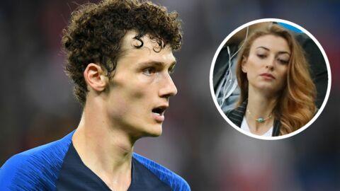 Mondial 2018: le geste très tendre de Benjamin Pavard pour Rachel Legrain-Trapani après la victoire