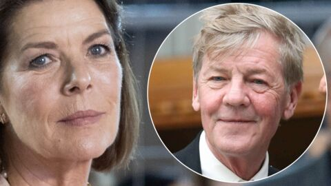 Caroline de Monaco: son mari hospitalisé après un coma éthylique… au mariage de son fils!