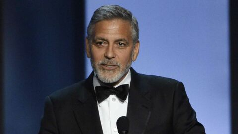 George Clooney: l'impressionnante vidéo de son accident dévoilée