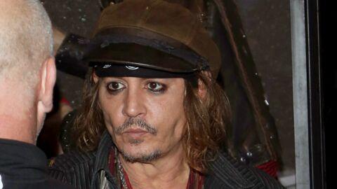 Johnny Depp: son tatouage par amour pour Amber Heard… à nouveau modifié!