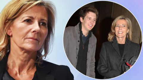 Claire Chazal explique pourquoi son fils François s'est exilé à l'étranger