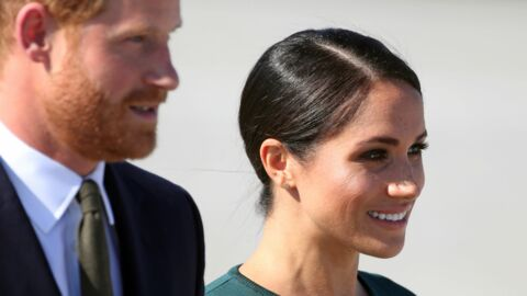 Meghan Markle : le fashion faux-pas impardonnable de sa luxueuse toilette