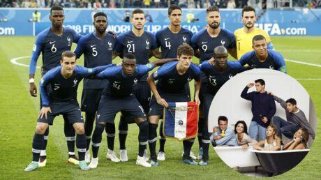 Mondial 2018: découvrez la géniale parodie d'un internaute avec les Bleus dans le générique de Friends