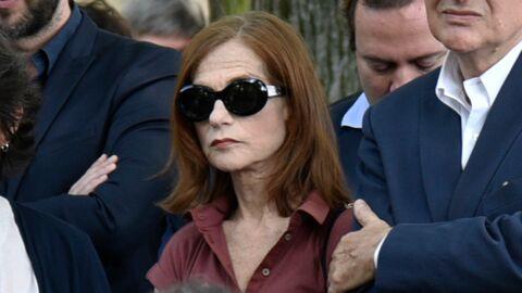 Obsèques de Claude Lanzmann: le dernier adieu d'Isabelle Huppert, Bernard-Henri Levy, Popeck…