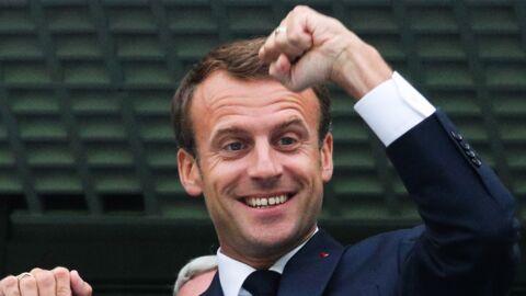 Mondial 2018: le beau geste d'Emmanuel Macron pour la finale de la coupe du monde