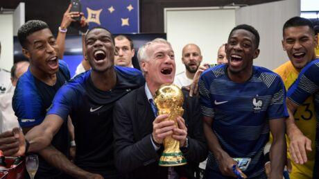 PHOTOS La France championne du monde: Line Renaud, Gad Elmaleh, Franck Dubosc… les people fêtent la victoire des Bleus!