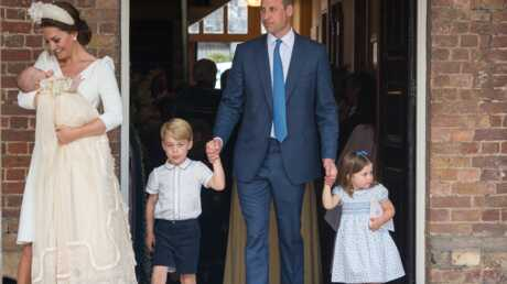 PHOTOS Kate Middleton et le prince William partagent ENFIN les photos du baptême du prince Louis