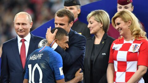 Mondial 2018: découvrez la signification du bracelet qu'Emmanuel Macron portait le soir de la finale