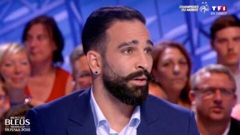 Adil Rami: après le match France-Argentine, le joueur a eu très peur d'être viré