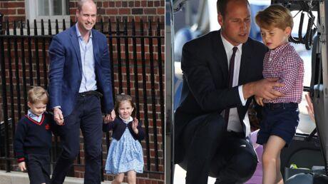 Le prince William utilise une astuce de lady Di pour élever ses enfants, découvrez laquelle
