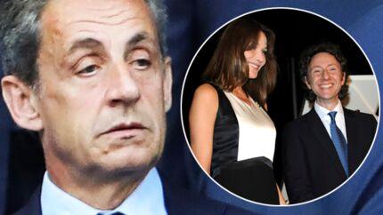 Voici ce qu'ont fait Carla Bruni et Stéphane Bern et qui a rendu «furieux» Nicolas Sarkozy