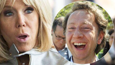 Brigitte Macron: découvrez les taquineries de Stéphane Bern sur la longueur de ses jupes