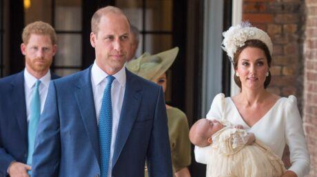 Baptême du prince Louis: comment l'absence de la reine Elizabeth a été palliée sur les photos officielles