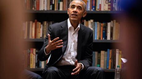 Barack Obama rend hommage à l'équipe de France en plein discours sur Nelson Mandela