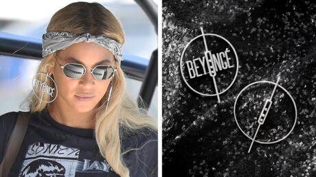Que signifient les trois diamants sur les créoles de Beyoncé?
