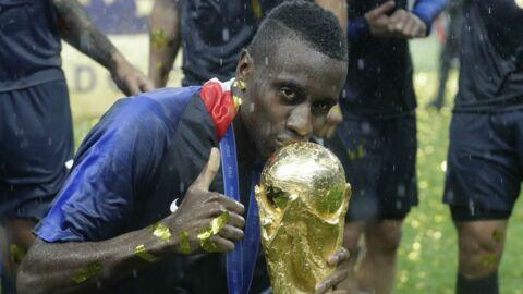 Mondial 2018: Blaise Matuidi célèbre la victoire des Bleus au côté de son père: «Ma réussite, c'est la sienne»