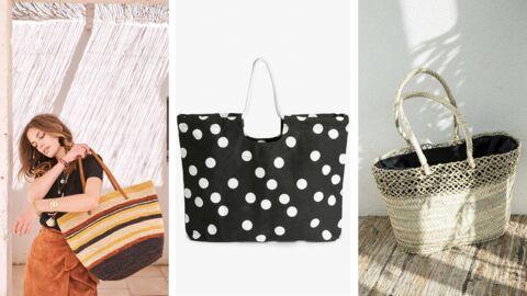 15 pochettes et sacs de plage pour passer un été canon