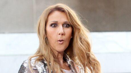 Céline Dion dans une position TRÈS SURPRENANTE, la diva se lâche totalement