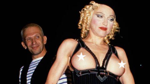 Madonna a 60 ans – De 30 à 40 ans, du sexe, du sexe, DU S.E.X.