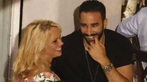 Adil Rami fiancé à Pamela Anderson? Il répond à la rumeur