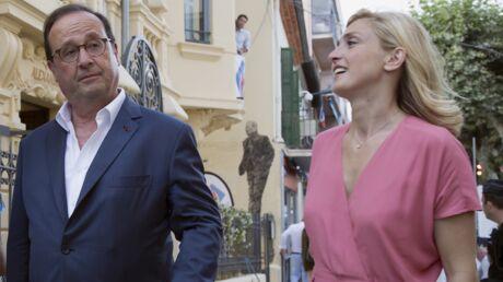 PHOTOS François Hollande et Julie Gayet (presque) incognitos et amoureux au concert d'Alain Souchon