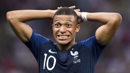 Kylian Mbappé: la grave blessure qu'il a cachée avant la demi-finale contre la Belgique
