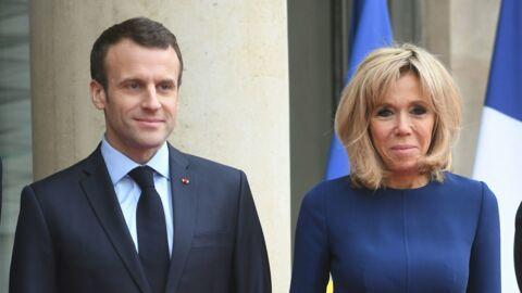 Emmanuel Macron: découvrez pourquoi sa femme Brigitte lui a fait modifier un protocole de l'Élysée
