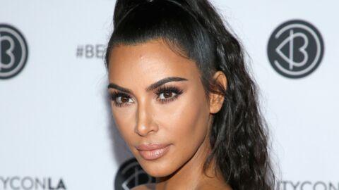 PHOTO Kim Kardashian sexy en petit bikini, elle fait la «timide»