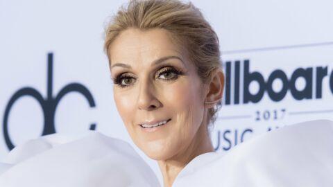 Céline Dion: jambières transparentes, robe très courte et foulard dans les cheveux, découvrez son nouveau look improbable