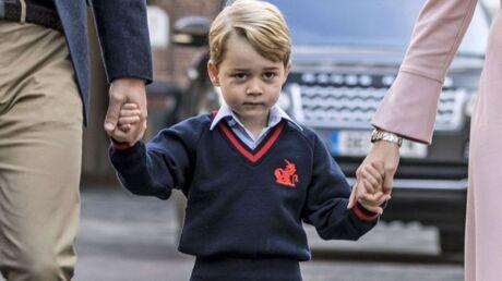 PHOTOS Le prince George fête ses 5 ans: très souriant, il est craquant!